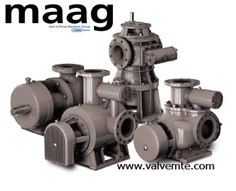 MAAG PUMP (SCREW PUMP)