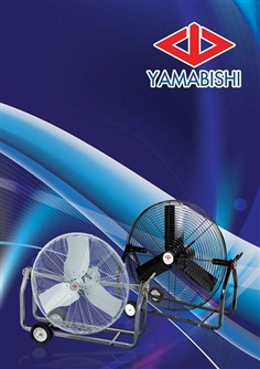 Portable Fan with Wheel