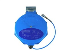Air Hose Reel In Plastic Case