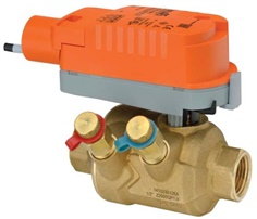 ZoneTight Pressure Independent Zone Valve (PIQCV)