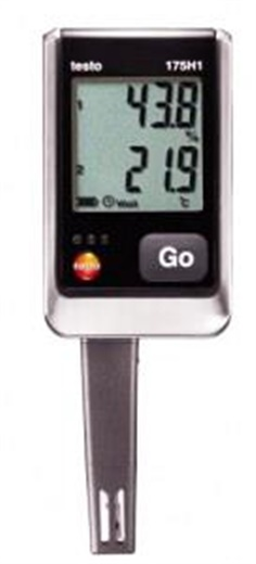 Testo 175 H1 - Data logger Temperature and humidity