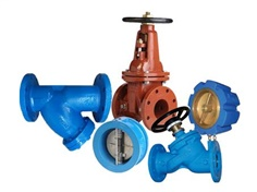 Cast Iron&Ductile Iron&Stainless Valve