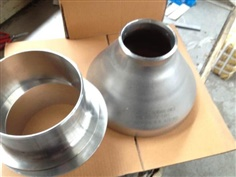 stub end and concentric reducer