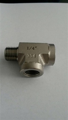 Tube Fitting- Tee