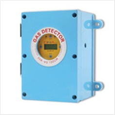 SMART Gas Detector/ Gas Transmitter (4~20mA)  with built-in LCD & explosion proof