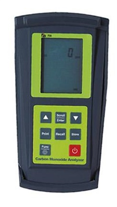 709 Combustion Efficiency Analyzer with Differential Manometer