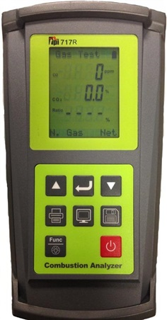 717 Flue Gas Analyzer