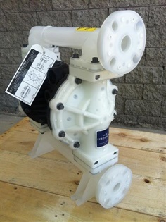 Air Operate Double Diaphragm Pump (Germany)