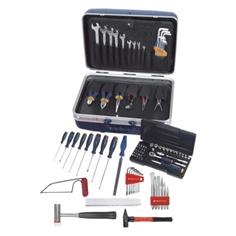 Assembly tool kit 90 pieces with GARANT tool case
