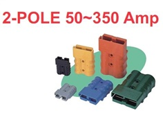 battery connector 2-POLE 50-350 Amp Series