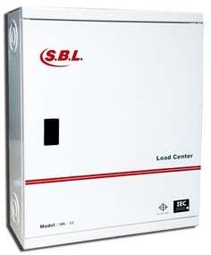 Load-Center-3-Phase USA
