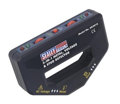 3-in-1 Metal, Voltage & Stud Detector