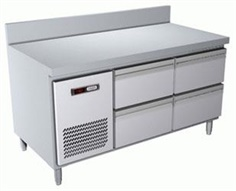 Undercounter Chiller with 4-drawer