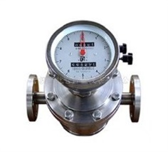 LC-Series Digital Oval Gear Flowmeter