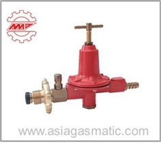 H35PSF GASMATIC High Pressure Regulator With Safety System