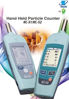 Testing & Measuring  Products  (Particle Counter)
