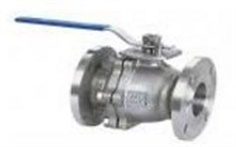 2-pc Stainless Steel 304 Ball Valve (บอลวาล์ว)