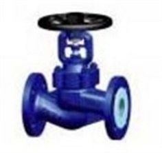 Cast Steel Globe Valve With Bellows Seal  (โกลบวาล์ว)