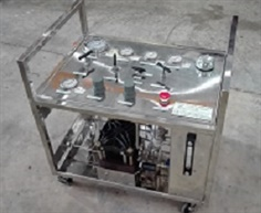Portable Pressure Test Unit
