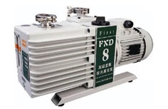 Double stage oil rotary vane vacuum pump (Direct drive)