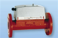 Oscillation Gas Flow Meter