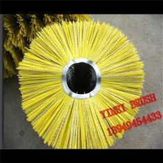 road wafer brush
