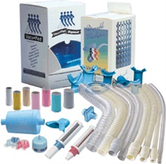 Lower Cost Replacement Supplies for Other Manufacturers  Vacu?Med carries direct replacement supplies for most Spirometers, PFT systems, Exercise stress test systems, Peak flow meters, CPAP machines and ventilators: