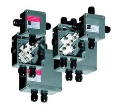 Junction Boxes Series 8118