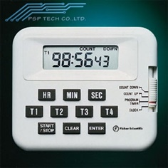 """FISHER SCIENTIFIC"" TRACEABLE 100-HOUR TIMER"