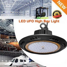 โคมไฟ UFO LED High Bay Lighting Industrial Series