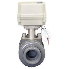 Actuator UPVC Ball Valve