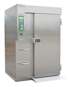 Blast Chiller and Blast Freezer