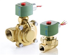 ASCO Hot Water & Steam Valves (2/2 series)