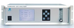 Online Infrared Flue Gas Analyzer : Gasboard 3000