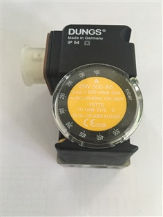 """DUNGS"" PRESSURE SWITCH GW 500 A6"