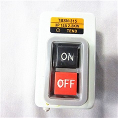 Push switch button