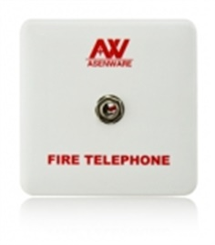 AW-FTJ101 Fire Telephone Jack