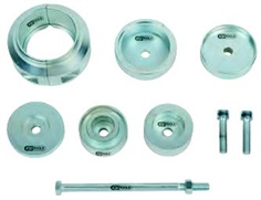 Silent bearing tool set for Audi and Volkswagen