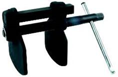 Brake piston resetting tool, large