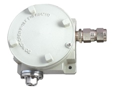 ZPDX Pressure Switch (Explosion Proof) Diaphragm type