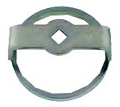 Oil filter wrench  75.3 mm / 16 grooves