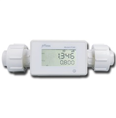 PFlow F148 Ultrasonic Flow meter (antacid and erosion-resistant)