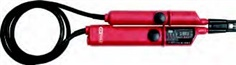 Insulated voltage tester double pole 12 - 750 V