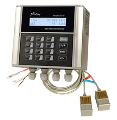 Ultrasonic Flow Meter : D116