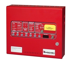 Hochiki HCVR-3 : 3 Zone Conventional Releasing Fire Alarm Control Panel