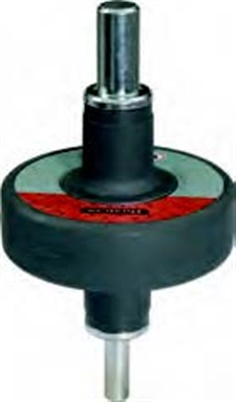 Valve grinding tool with 2 suction discs
