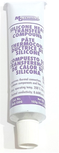 SILICONE HEAT TRANSFER COMPOUND