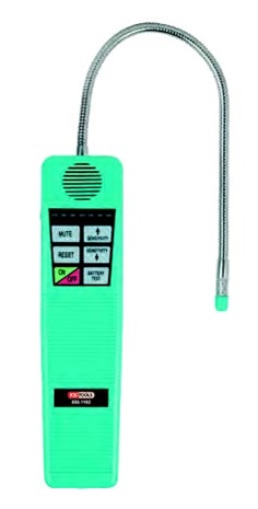Air condition leak detector