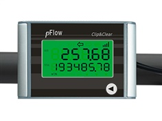 Flow meter : pFlow CA25-63