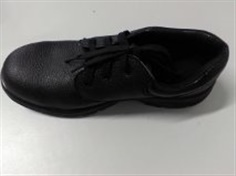 ESD Black PU Safety Shoes